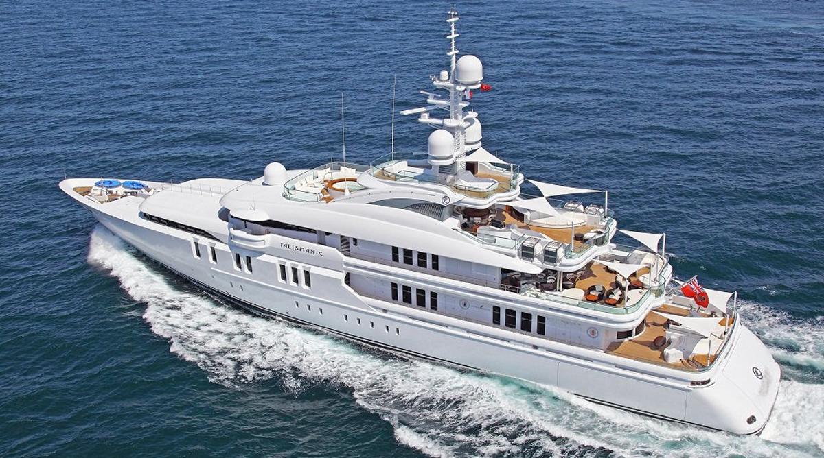 Turquoise Yachts 70 Talisman C Main Image