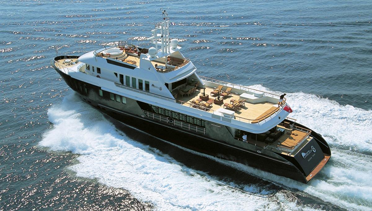 Turquoise Yachts 42 Cameleon B Main Image