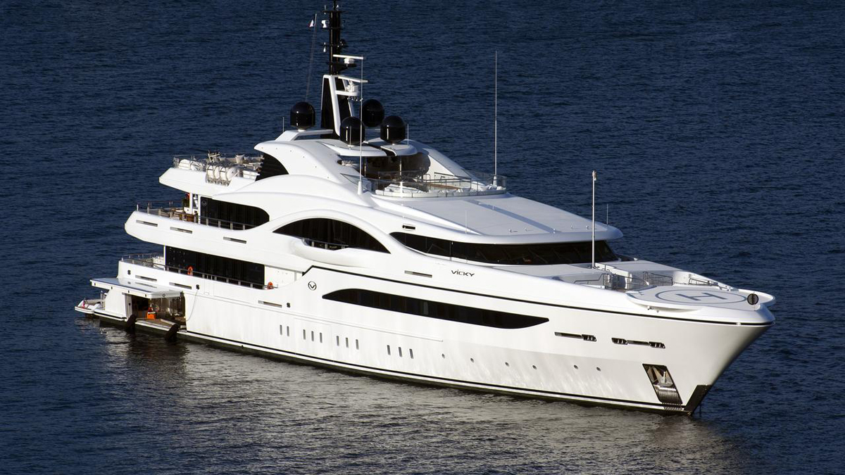 Turquoise Yachts 72 Vicky Main Image